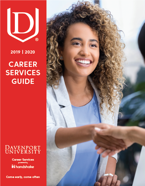 2020-21 Annual Career Services Guide Sponsorship
